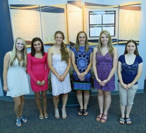 High School Scholarship Winners